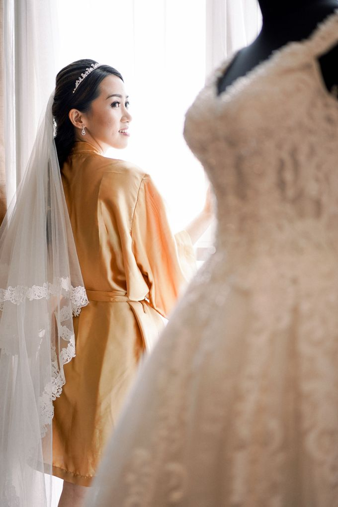 Ivan & Inez Wedding day Part-1 by Filia Pictures - 019