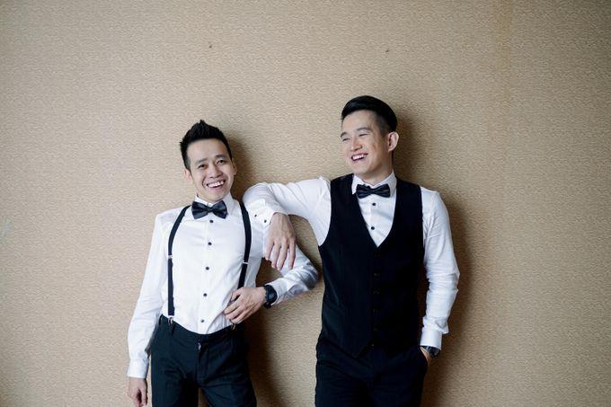 Ivan & Inez Wedding day Part-1 by Filia Pictures - 020