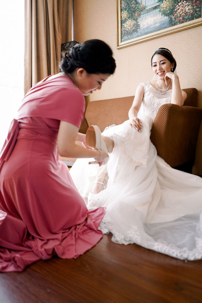Ivan & Inez Wedding day Part-1 by Filia Pictures - 029