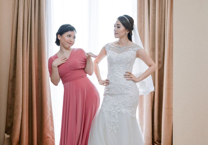 Ivan & Inez Wedding day Part-1 by Filia Pictures - 030