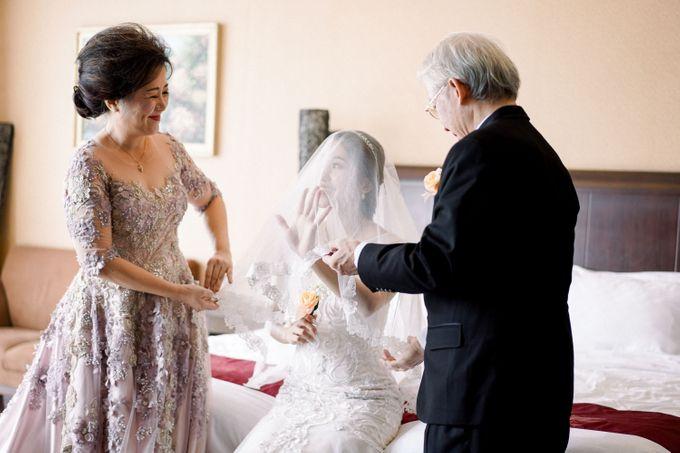 Ivan & Inez Wedding day Part-1 by Filia Pictures - 037