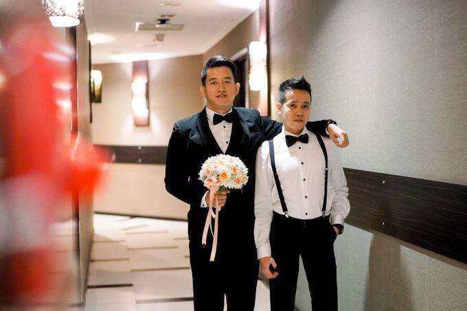 Ivan & Inez Wedding day Part-1 by Filia Pictures - 040