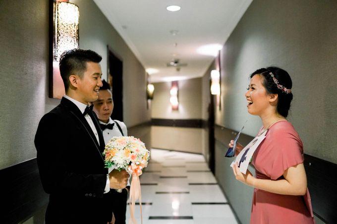 Ivan & Inez Wedding day Part-1 by Filia Pictures - 042