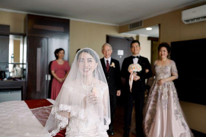 Ivan & Inez Wedding day Part-1 by Filia Pictures - 043