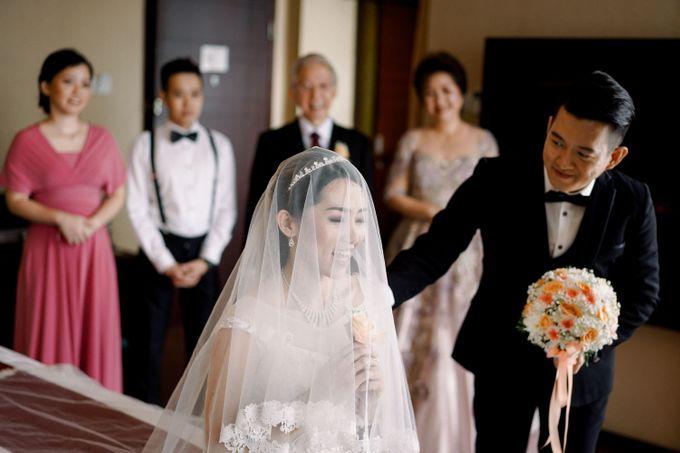 Ivan & Inez Wedding day Part-1 by Filia Pictures - 044