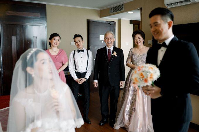 Ivan & Inez Wedding day Part-1 by Filia Pictures - 045