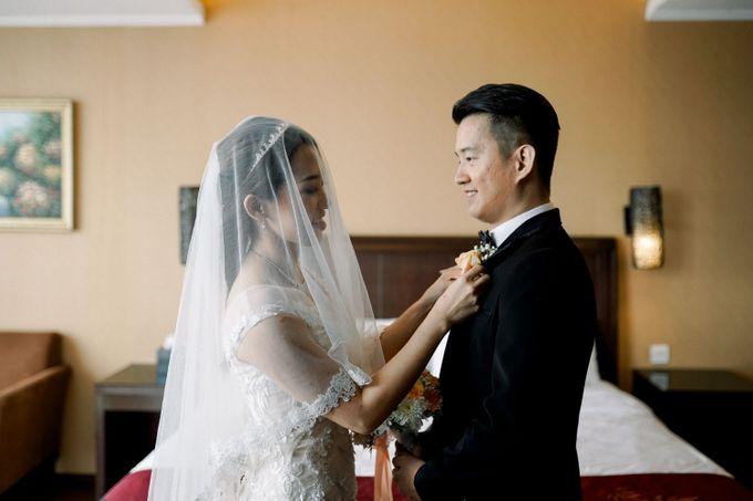 Ivan & Inez Wedding day Part-1 by Filia Pictures - 046