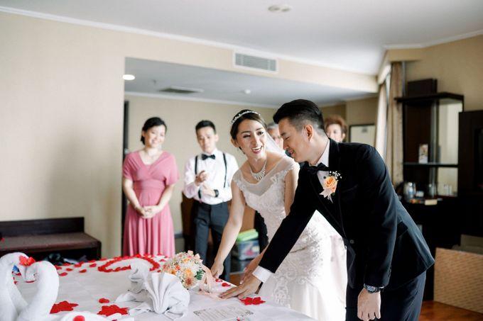 Ivan & Inez Wedding day Part-1 by Filia Pictures - 047