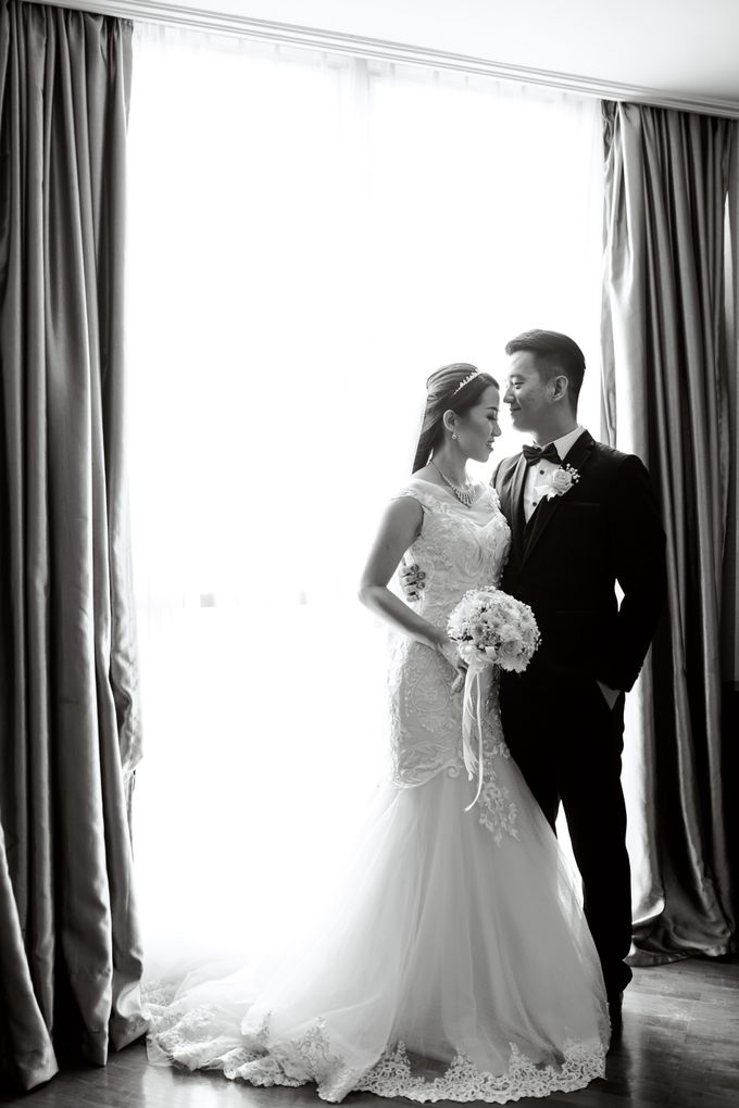 Ivan & Inez Wedding day Part-1 by Filia Pictures - 049