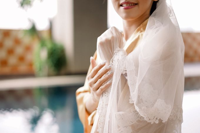 Ivan & Inez Wedding day Part-1 by Filia Pictures - 005