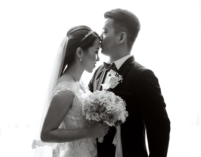Ivan & Inez Wedding day Part-1 by Filia Pictures - 050
