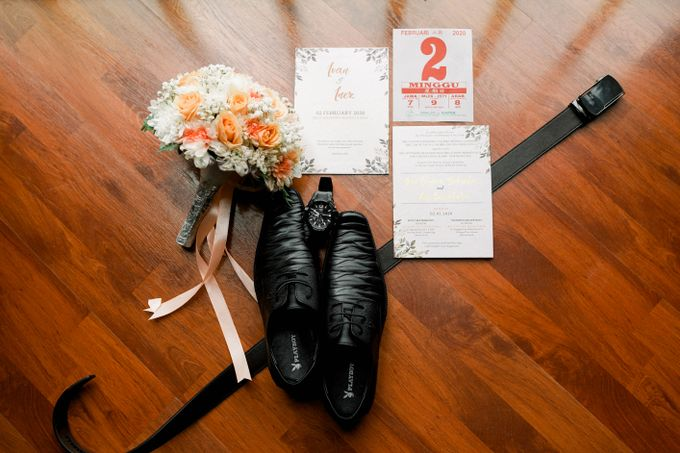Ivan & Inez Wedding day Part-1 by Filia Pictures - 006
