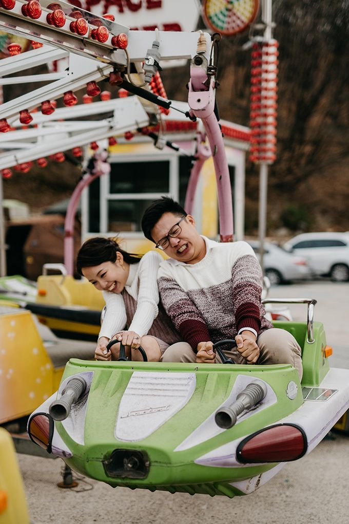 Seoul Pre-Wedding of  Ivan & Jacqueline by Natalie Wong Photography - 016