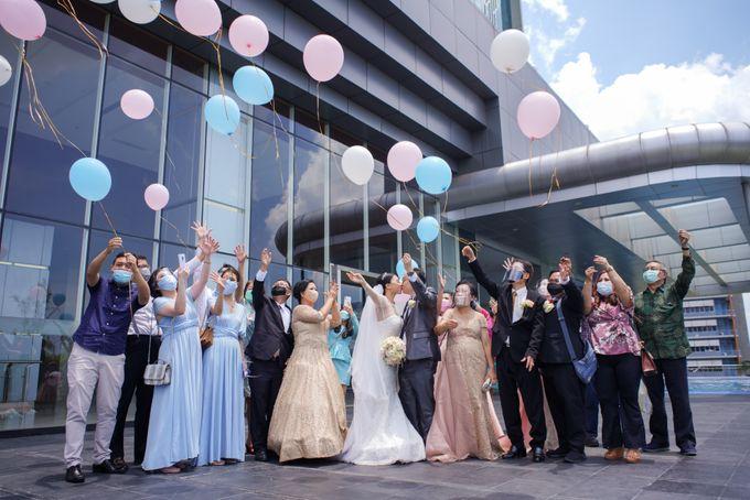 Wedding Of Ivan & Puspita by Ohana Enterprise - 010
