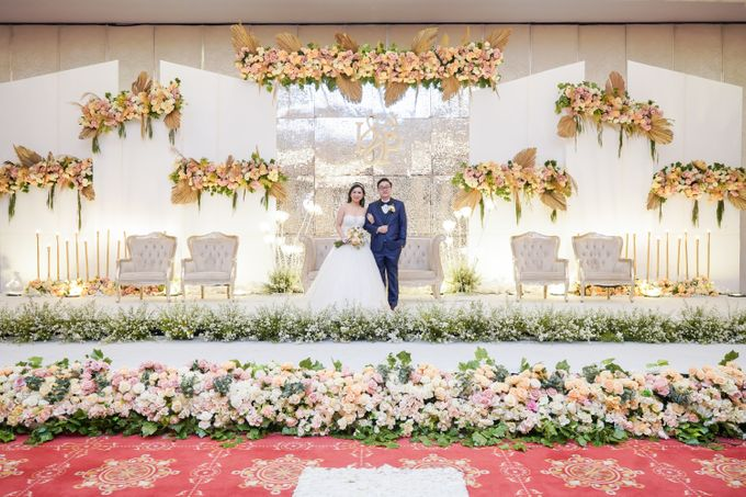 Wedding Of Ivan & Puspita by Ohana Enterprise - 013