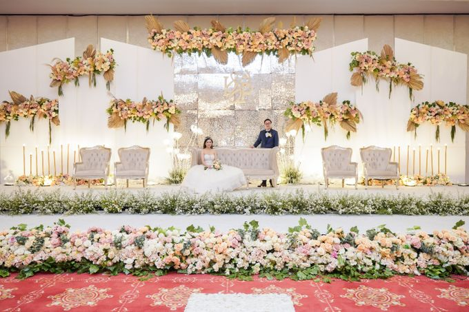 Wedding Of Ivan & Puspita by Ohana Enterprise - 015