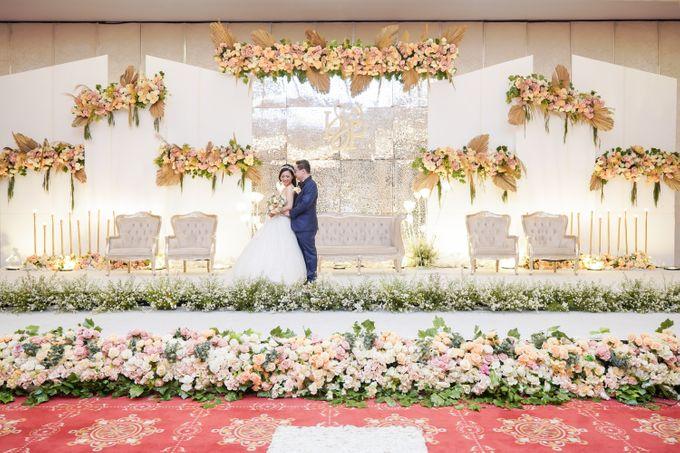 Wedding Of Ivan & Puspita by Ohana Enterprise - 016