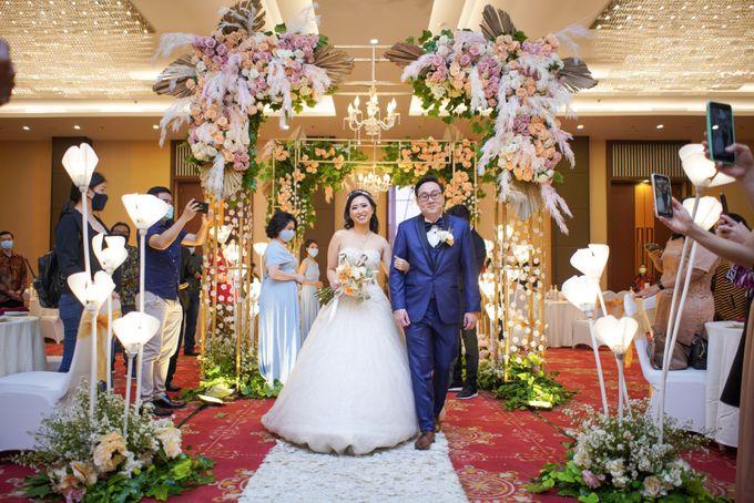 Wedding Of Ivan & Puspita by Ohana Enterprise - 018