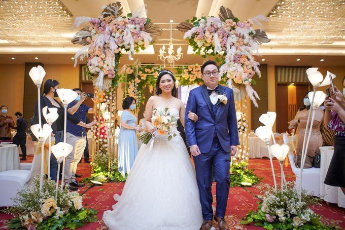 Wedding Of Ivan & Puspita by Ohana Enterprise - 019