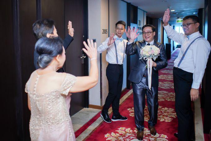 Wedding Of Ivan & Puspita by Ohana Enterprise - 005