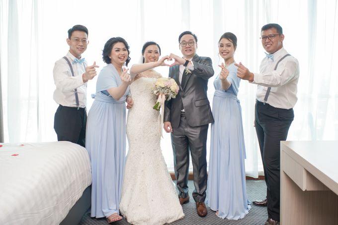 Wedding Of Ivan & Puspita by Ohana Enterprise - 008
