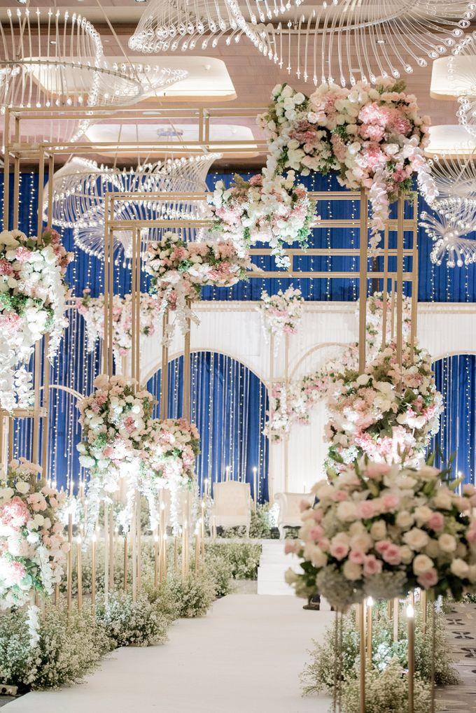 The Wedding of Ivan & Jofany by Casablanca Design - 001