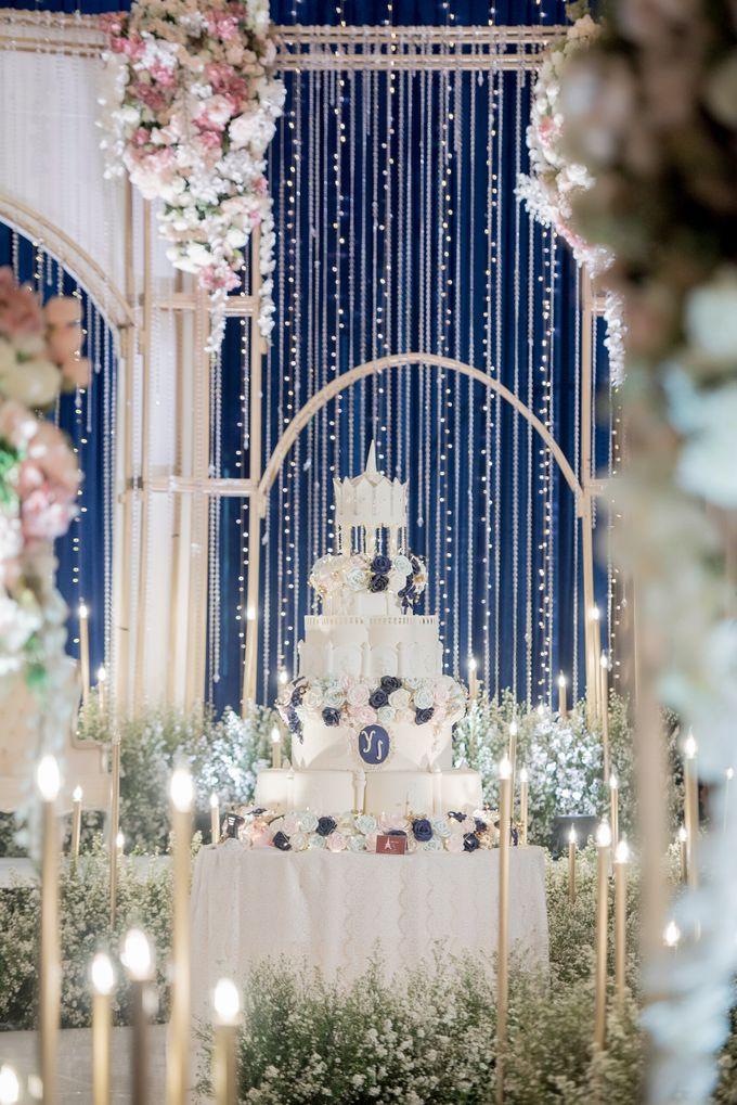 The Wedding of Ivan & Jofany by Casablanca Design - 002
