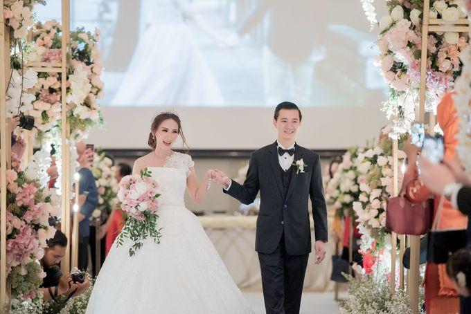 The Wedding of Ivan & Jofany by Casablanca Design - 003
