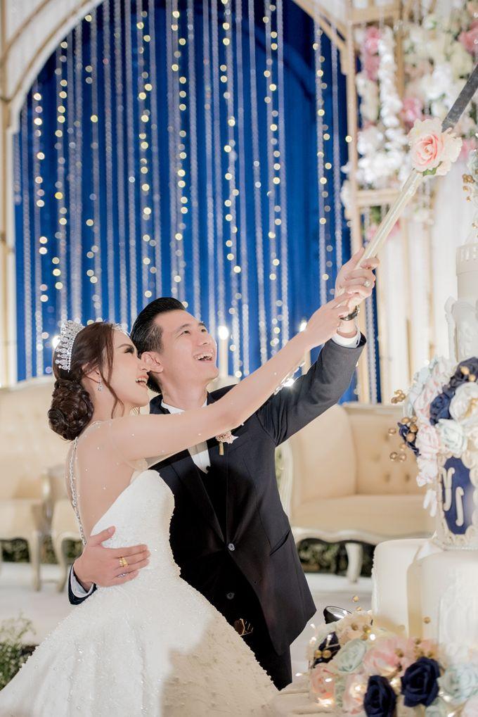 The Wedding of Ivan & Jofany by Casablanca Design - 004