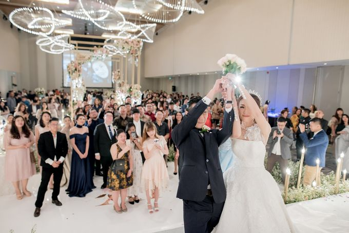 The Wedding of Ivan & Jofany by Casablanca Design - 007