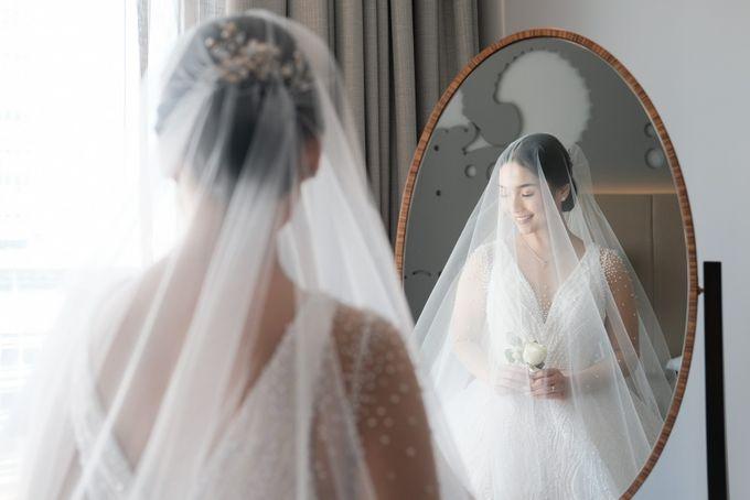 Ivan & Christine Wedding by ANTHEIA PHOTOGRAPHY - 001