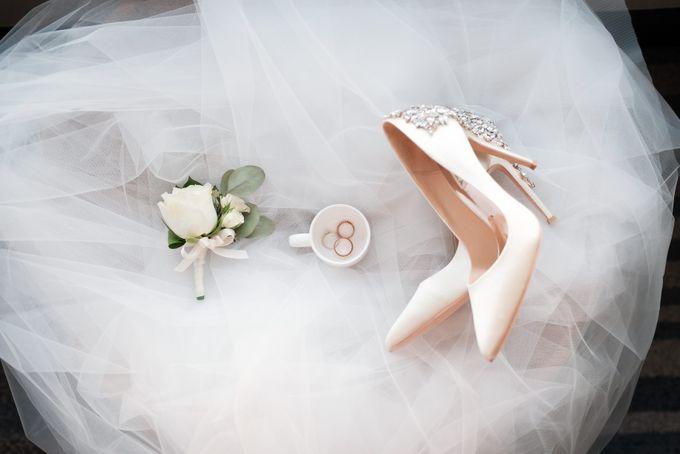 Ivan & Christine Wedding by ANTHEIA PHOTOGRAPHY - 002