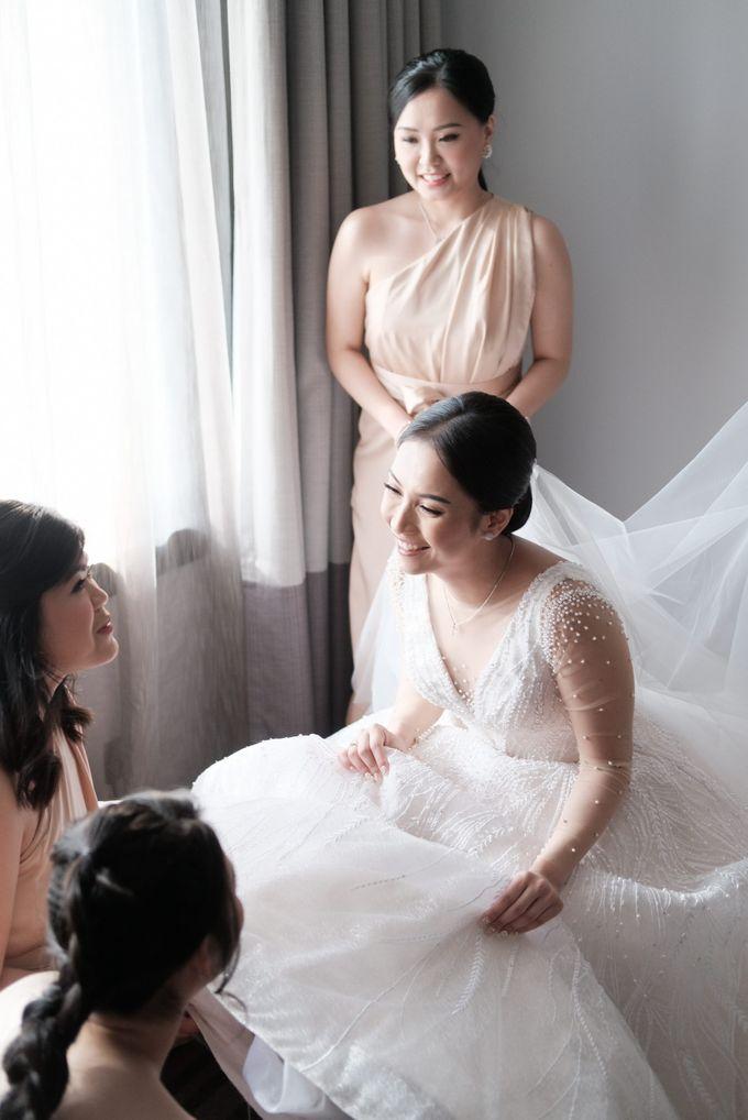 Ivan & Christine Wedding by ANTHEIA PHOTOGRAPHY - 005