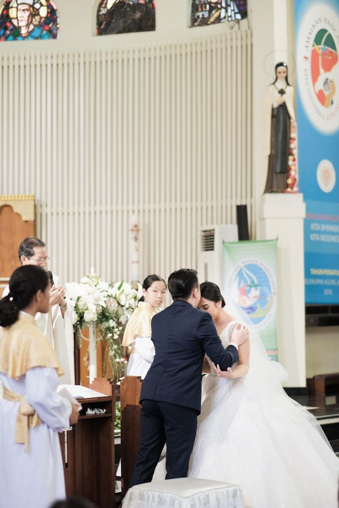 Ivan & Christine Wedding by ANTHEIA PHOTOGRAPHY - 025