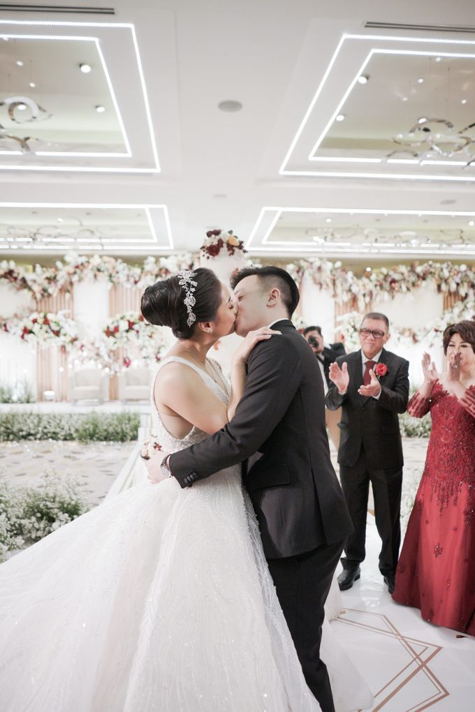 Ivan & Christine Wedding by ANTHEIA PHOTOGRAPHY - 030
