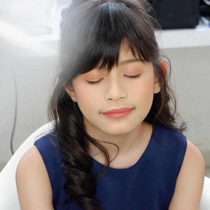 Kids Makeup for Photoshoot Junia by ivenamakeup | Bridestory com