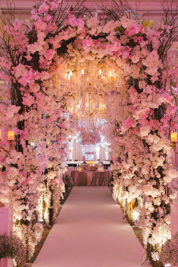Weddings at Mandarin Oriental by Mandarin Oriental, Kuala Lumpur - 031