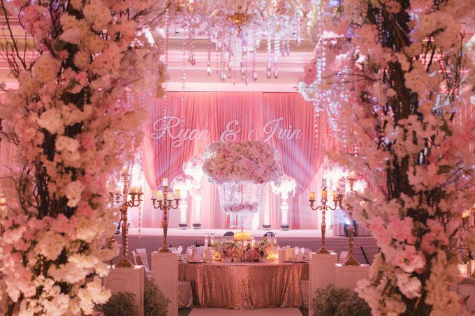 Weddings at Mandarin Oriental by Mandarin Oriental, Kuala Lumpur - 033