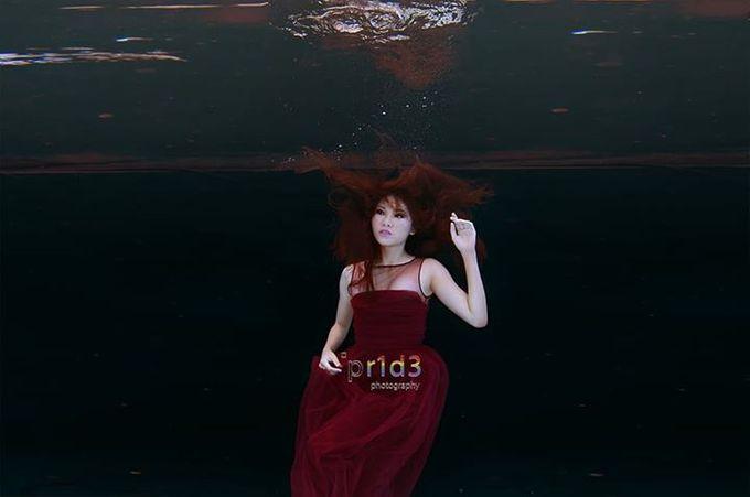 Underwater Pre Wedding Shoot by Beautistylebykoreen - 013
