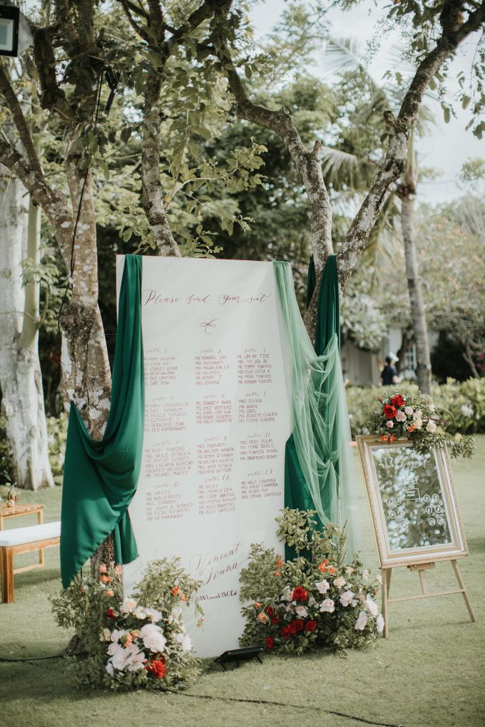 Vincent & Ivana by Twogather Wedding Planner - 020