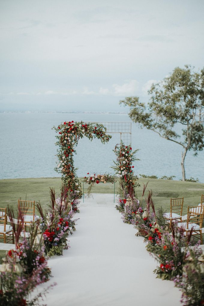 Vincent & Ivana by Twogather Wedding Planner - 019