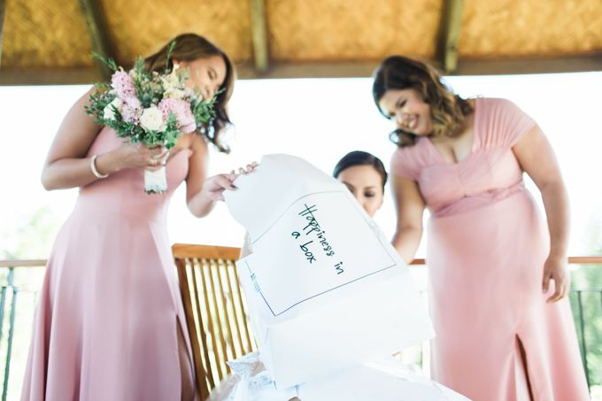 Geometric and Marble inspired wedding in Pinks, Purples and Blues by Ivy Tuason Photography - 015