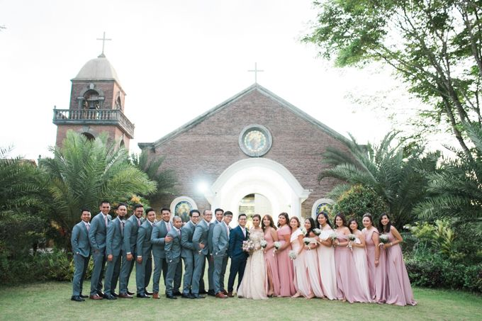 Geometric and Marble inspired wedding in Pinks, Purples and Blues by Ivy Tuason Photography - 037