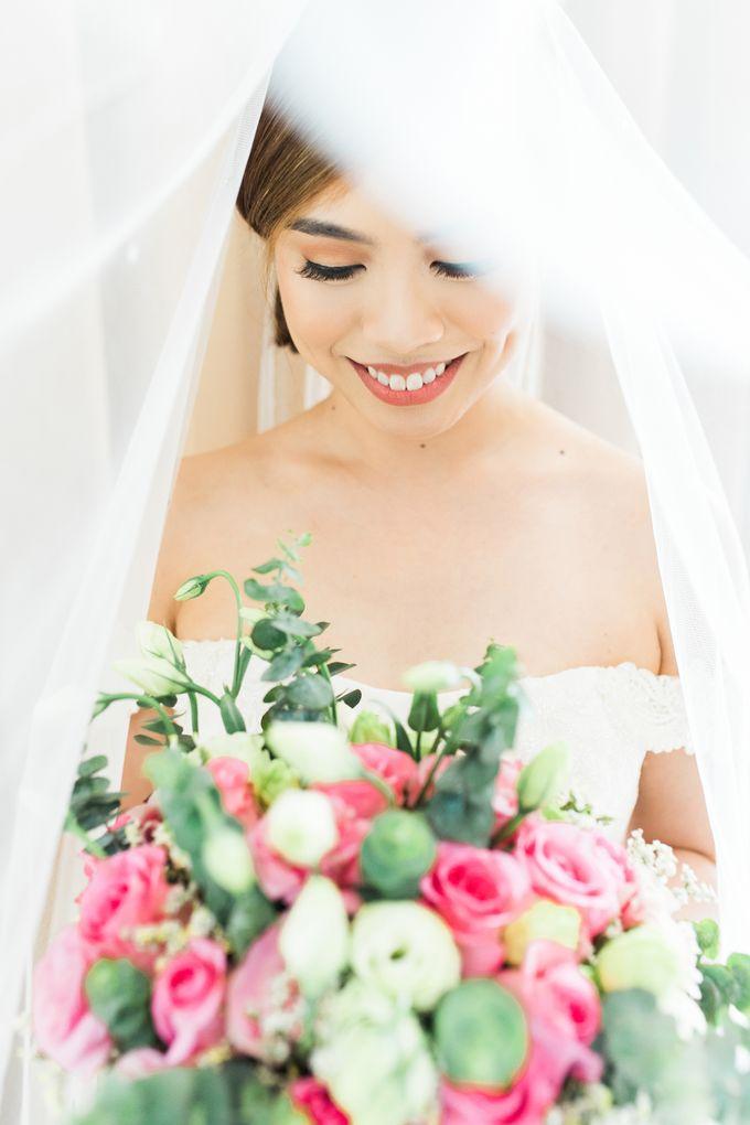 Paolo & Anamae Wedding by Ivy Tuason Photography - 021