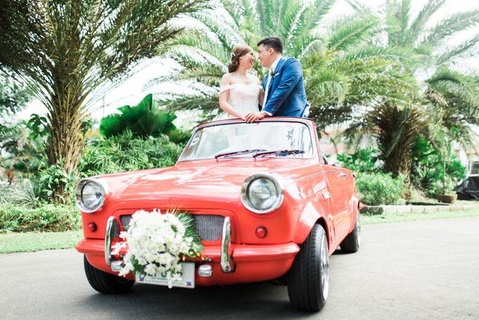 Paolo & Anamae Wedding by Ivy Tuason Photography - 001