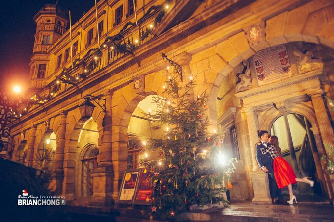 Germany Pre-Wedding Photography by Brian Chong Photography - 021