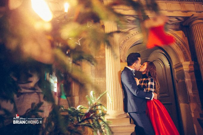 Germany Pre-Wedding Photography by Brian Chong Photography - 022