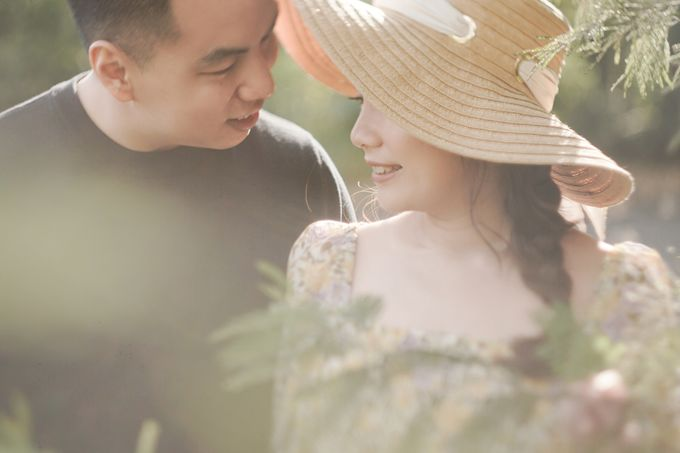 Iwan & Monika Prewedding by ANTHEIA PHOTOGRAPHY - 001
