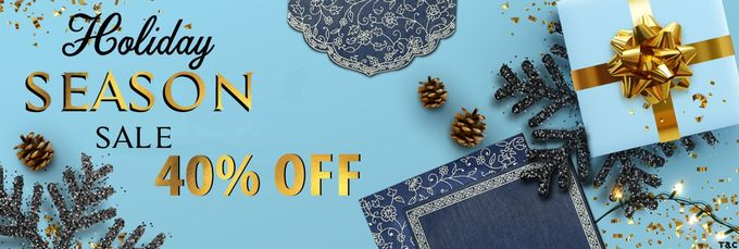 Flat 40 Percent of On Invitatons by IndianWeddingCards - 004