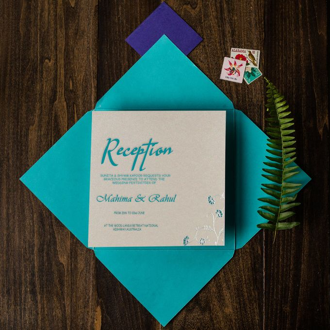 Get 35 Percent Off for First 35 Orders by IndianWeddingCards - 003